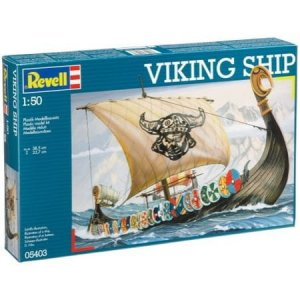 REVELL 05403 - 1:50 Viking Ship