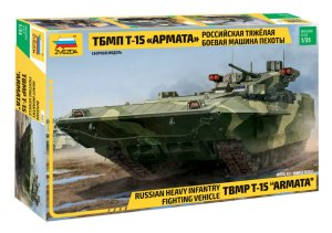 ZVEZDA 3681 - 1:35 BMP T-15 Armata - Russian heavy infantry fighting vehicle