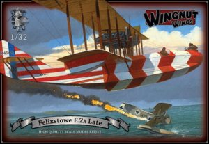 WINGNUT WINGS 32066 - 1:32 Felixstowe F.2a (Late)