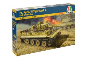 ITALERI 6557 - 1:35 Pz.Kpfw.VI Tiger Ausf.E Early production