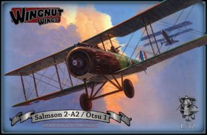 WINGNUT WINGS 32038 - 1:32 Salmson 2-A2 / Otsu 1