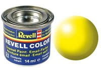 REVELL 312 - Satin Luminous Yellow 14 ml