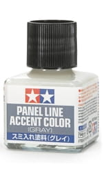 TAMIYA 87133 - Panel Accent Color - Gray