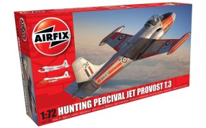 AIRFIX 02103 - 1:72 Hunting Percival Jet Provost T.3/T.3a