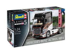 REVELL 07439 - 1:24 Mercedes-Benz Actros MP4