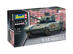 REVELL 03274 - 1:35 Russian MBT T-14 Armata