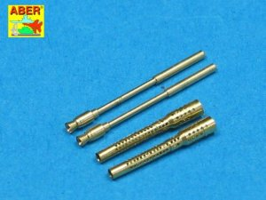 ABER A32005 - 1:32 Set of 2 barrels for German 13mm MG131 (early)