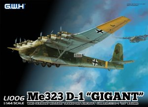 GREAT WALL HOBBY 1006 - 1:144 Me 323 D-1 Gigant