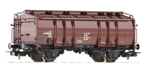 PIKO 54441 H0 – Freight car with flaps Tm5605 DR