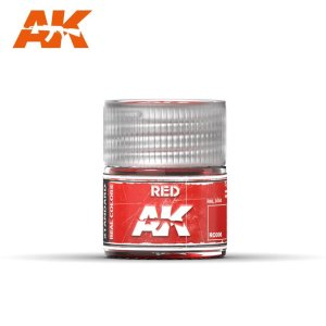AK INTERACTIVE RC006 - Red - 10 ml