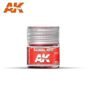 AK INTERACTIVE RC005 - Signal Red - 10 ml