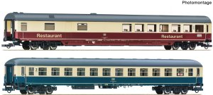 ROCO 74163 H0 - Set of 2 EC Leonardo da Vinci cars
