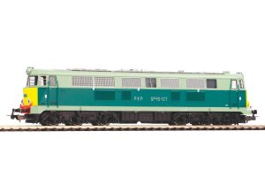 PIKO 96308 H0 - Diesel locomotive SP45-127 type 301Db PKP