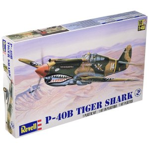 REVELL-MONOGRAM 5209 - 1:48 P-40B Tiger Shark