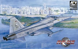 AFV CLUB 48S08 - 1:48 RF-5S Tigereye Singapore Air Force