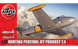 AIRFIX 02107 - 1:72 Hunting Percival Jet Provost T.4