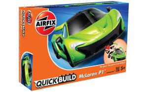 AIRFIX J6021 - McLaren P1 Green - Quick Build