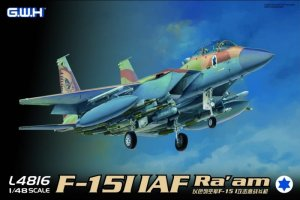 GREAT WALL HOBBY 4816 - 1:48 F-15I  IAF