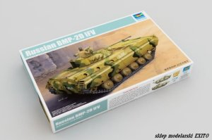 TRUMPETER 05585 - 1:35 Russian BMP-2D IFV