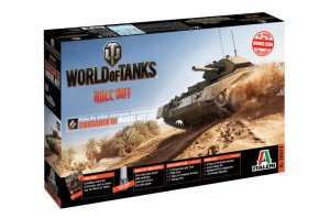 ITALERI 36514 - 1:35 World of Tanks - Crusader III