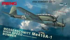 MENG MODEL LS003 - 1:48 Messerschmitt Me-410 A-1 High Speed Bomber