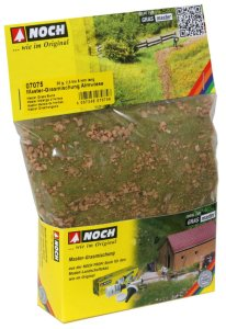 NOCH 07075 - Grass Blend Alpine Meadow 50 g ( 2,5 - 6 mm )