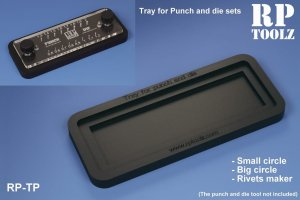 RP TOOLZ RPTP - Tray for Punch and die sets