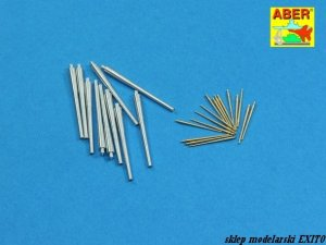 ABER 1:400L-08  - 1:400 Set of barrels for King George V , Prince of Wales