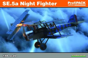 EDUARD 82133 - 1:48 SE.5a Night Fighter