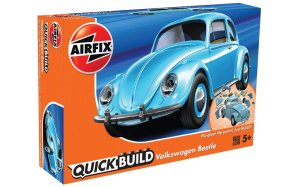 AIRFIX J6015 - VW Beetle - Quick Build