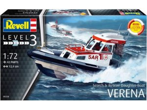 REVELL 05228 - 1:72 Search & Rescue Daughter-Boat Verena
