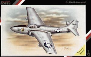SPECIAL HOBBY 72058 - 1:72 Bell P59 A/B Airacomet