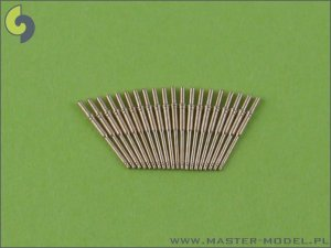 "MASTER SM-350-026 - 1:350 USN 1.1""/75 (28 mm) barrels (20pcs)"