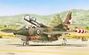 SPECIAL HOBBY 48129 - 1:48 T-2 Buckeye Camouflaged Trainer