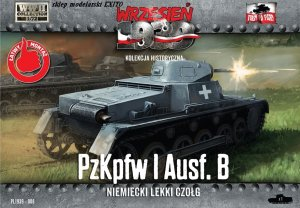 FIRST TO FIGHT 008 -  September 1939 - 1:72 Pz.Kpfw.I Ausf.B