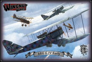 WINGNUT WINGS 32034 - 1:32 AEG G.IV Early