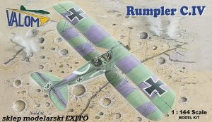 VALOM 14416 - 1:144 Rumpler C.IV  - Double set