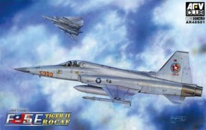 AFV CLUB 48S01 - 1:48 F-5E Tiger II C