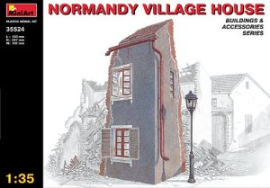 MINIART 35524 - 1:35 Normandy Village House
