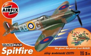 AIRFIX J6000 -  Spitfire - Quick Build