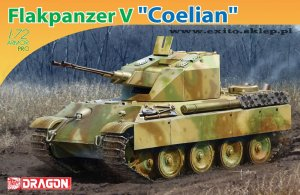 DRAGON 7236 - 1:72 Flakpanzer V Coelian