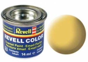 REVELL 17 - Matt Africa Brown 14 ml