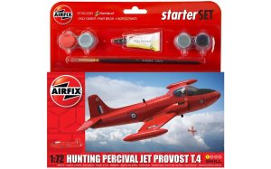 AIRFIX 55116 - 1:72 Hunting Percival Jet Provost T.4