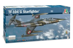 ITALERI 2509 - 1:32 TF-104 G Starfighter