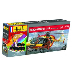 HELLER 56375 - 1:72 Eurocopter EC 145 Securite Civile