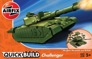 AIRFIX J6022 - Challenger Tank - Quick Build