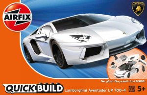 AIRFIX J6019 - Lamborghini Aventador LP700-4 - Quick Build