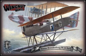 WINGNUT WINGS 32036 - 1:32 Hansa-Brandenburg W.12 (Early)