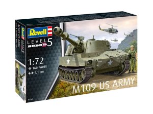 REVELL 03265 - 1:72 M109 US Army