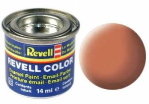 REVELL 25 - Matt Luminous Orange 14 ml